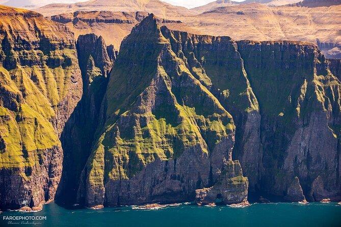 Vestmanna Bird Cliffs & Viking Settlements   Private Tour