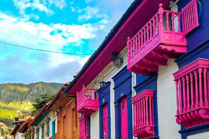 Private La Candelaria Tour. Includes snacks, guide, and tickets.