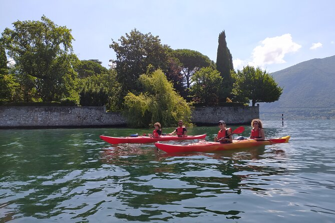 Kayak Trip to Monte Isola, on Iseo lake