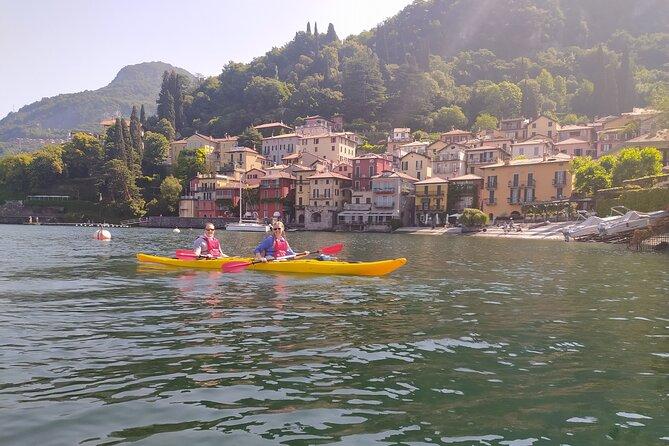 Kayak Trip to Varenna, on Como Lake