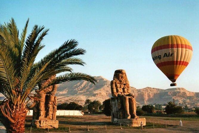 Sunrise VIP Hot Air Balloon Ride in Luxor