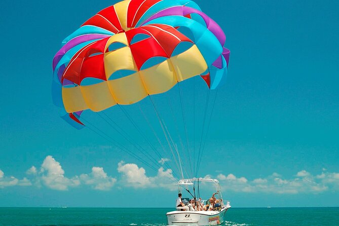 Private Parasailing Experience in Punta Cana
