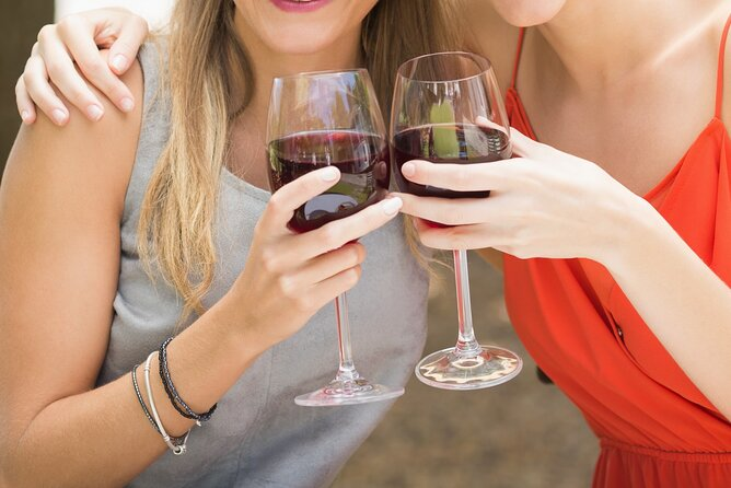 The Grape Escape: Troodos Mountains thru Wine Small Group Tour 6hrs