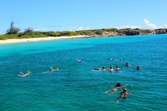 Tropical Catamaran Snorkeling, Sailing and Happy Day