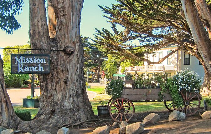 Carmel-by-the-Sea Mission Areas: A Self-Guided Audio Tour