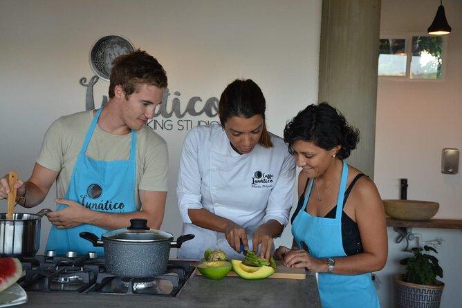 Cartagena Cuisine Cooking Experience