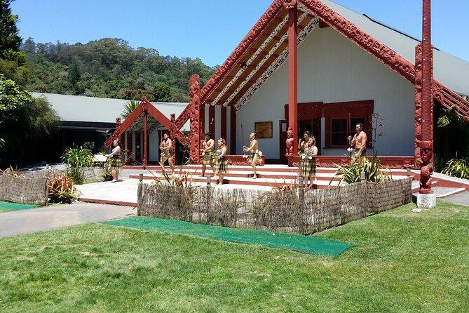 Rotorua Discovery Te Puia Tour