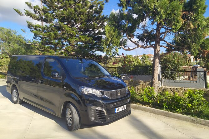 Private Transfer from Kalamata Airport to Pylos Nestor Area