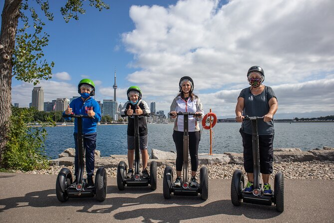 Ontario Place Segway Glide