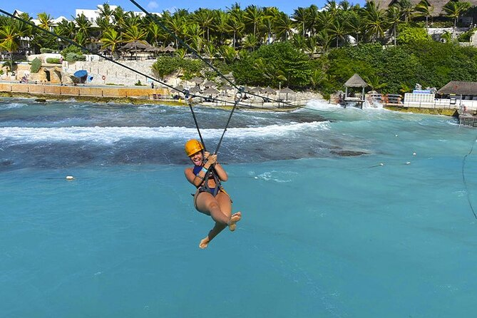 Garrafon Reef Park and Beach Club Multi-Activity Experience