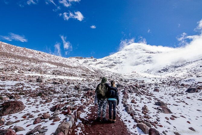 Full-Day Hiking Experience of Chimborazo Volcano with Lunch