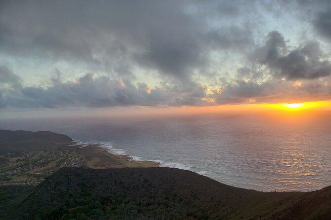 Sunrise Hike - Oahu Koko head ( kokohead ) Pick up included