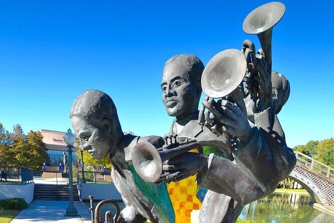 Muziektour door New Orleans