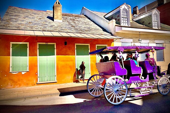 New Orleans French Quarter Walking and History Tour