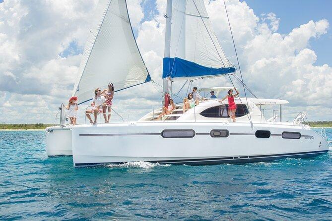 Luxury Sailing & Snorkeling Experience from Riviera Maya