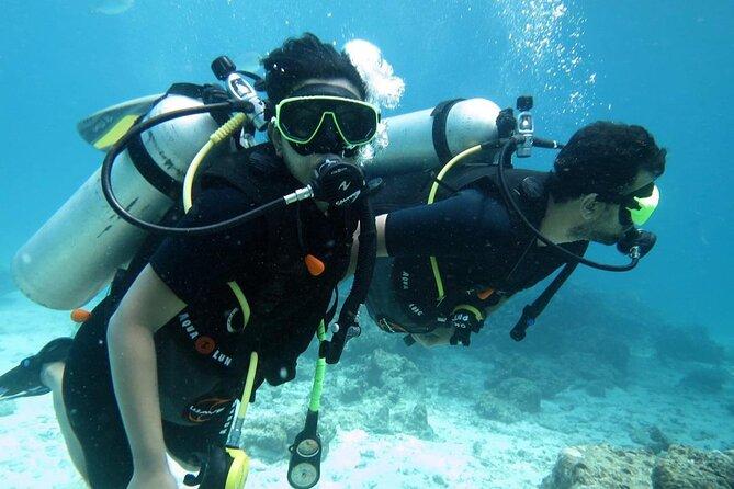 3-Hour Scuba Diving in Grand Island from Baina Beach