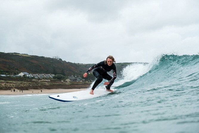 "Private ""1 on 1"" Surf Coaching In Newquay for Intermediates, with Pro-Surfer"