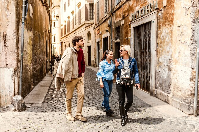 Rome's Independent Boutiques & Chic Shops with a Local: Private & Personalized