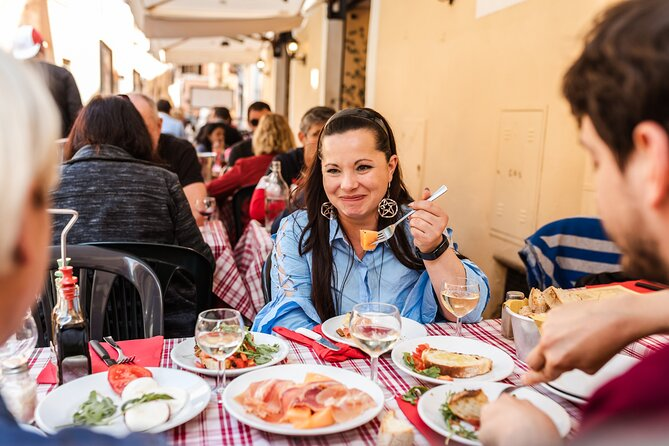 Rome Private Food Tours by Locals: 100% Personalized