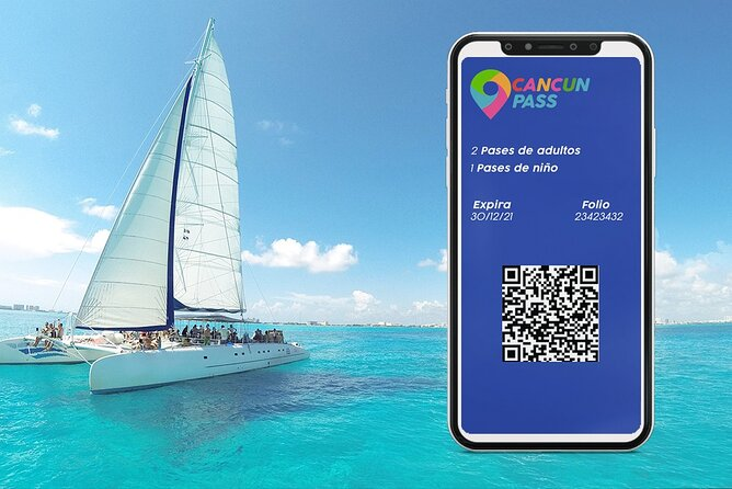 7 Day Cancun Discount Pass
