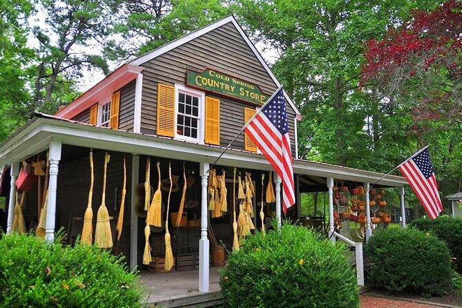 Historic Cold Spring Village Admission