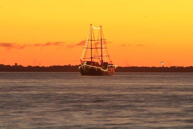 Romantic Sunset Dinner Cruising Experience
