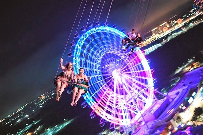 Orlando StarFlyer Swing Ride Admission Ticket
