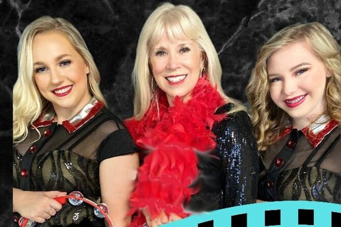 Ticket to Broadway to Hollywood to Branson show at Branson Hot Hits Theatre