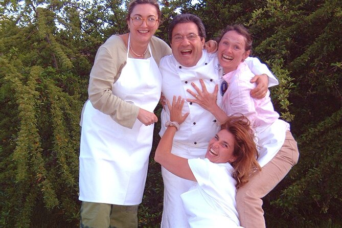 Piedmont Cuisine Cooking Class in Historical Winery
