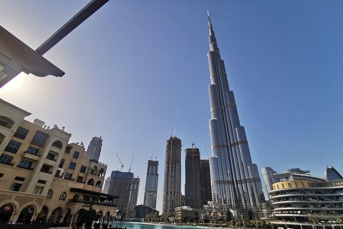 Dubai Private Sightseeing Tour With Burj Khalifa Ticket