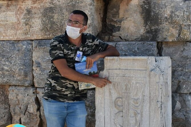 Ephesus & MARY HOUSE FROM DALAMAN SARIGERME DALYAN FETHİYE (Max 9 participants)