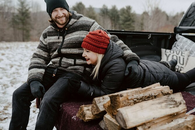 4-Day Private Luxury Couples Retreat Package in Jay Mountain Range
