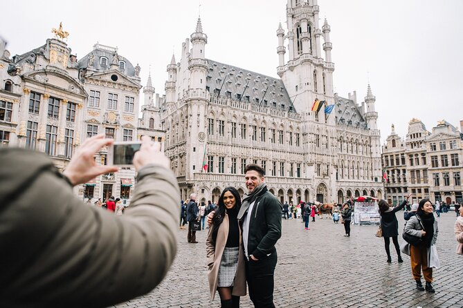 Private Tour Guide Brussels with a Local: Kickstart your Trip, Personalized