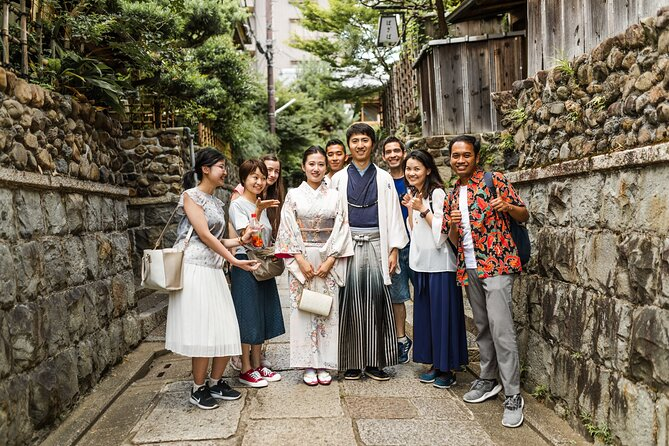Kyoto Geisha Tour, Gion With A Local: 100% Personalized & Private 3 Hours
