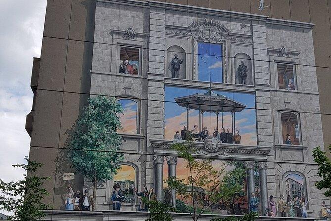 Québec City Self-Guided Tour with Tourist Scavenger Hunt