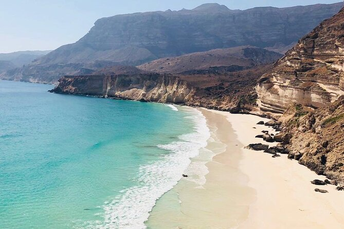 Private Half-Day Tour to Fazayah Beach - by Salalah4Tourist