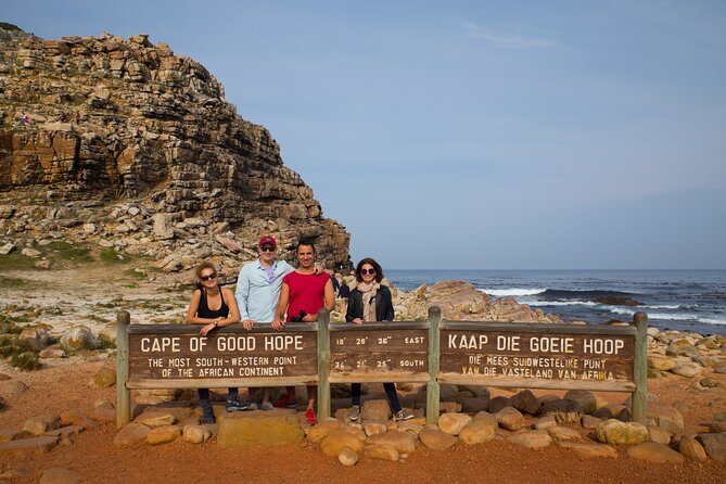 Cape of Good Hope Private Tour to Cape Point & Penguins From Cape Town