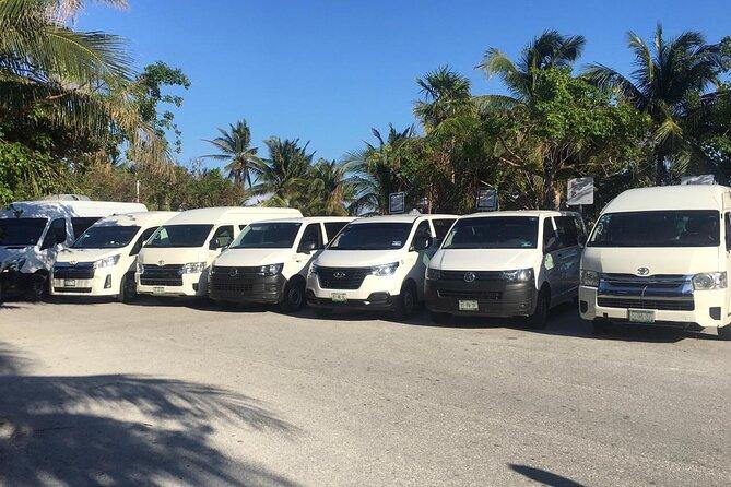 Transport Tulum - Airport Cancun