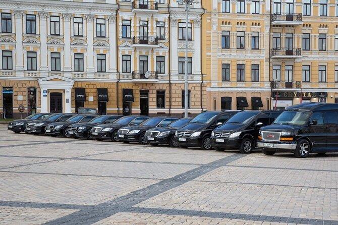 VIP Airport Transfer Service in Kiev