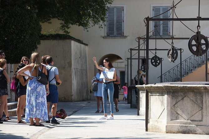 Small-Group Walking Tour of Zadar