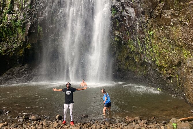 Private Full-Day Materuni Waterfall, Coffee and Hot-spring Tour in Moshi