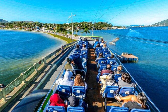 City Tour Floripa by Bus - Toda Ilha - O passeio mais completo da cidade
