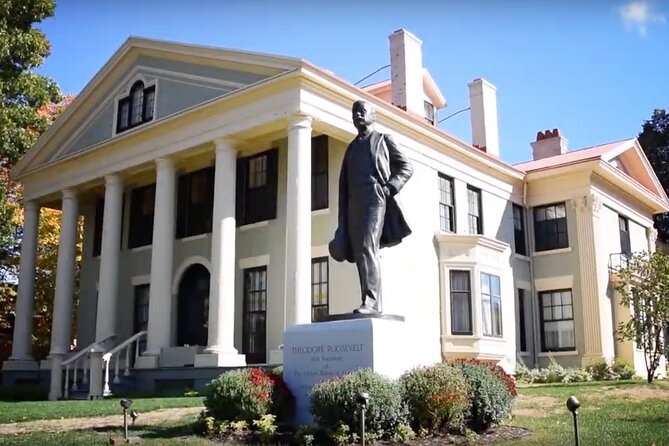 Theodore Roosevelt Inaugural National Historic Site Admission and Guided Tour