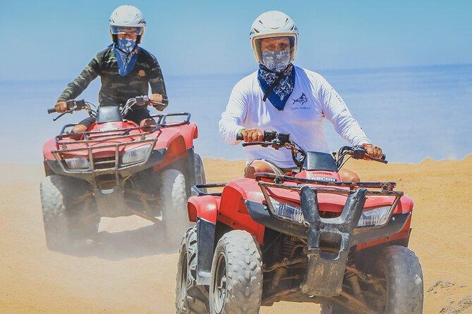 Combo Migrino ATV and Camel Ride Adventure in Cabo