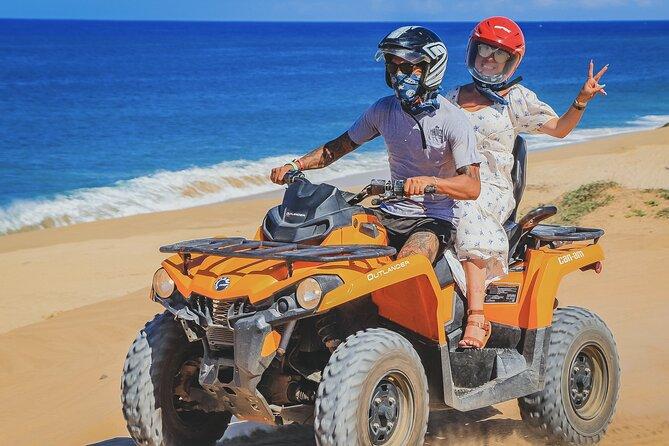 Migriño Beach Double ATV Tour
