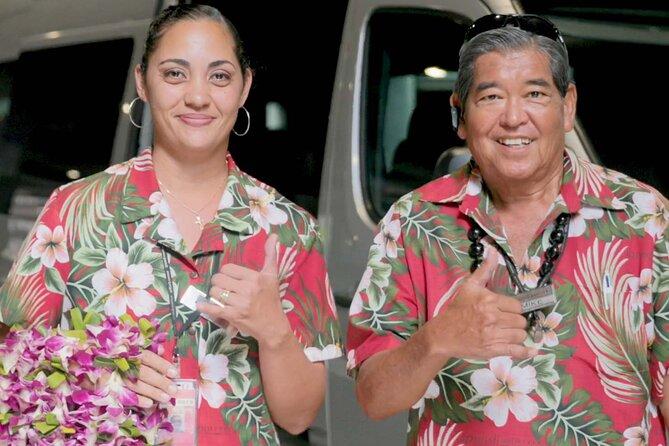 Private Arrival Transfer: Honolulu International Airport to Oahu Hotels or Cruise Terminal