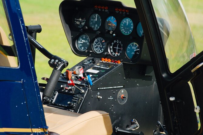 Private 30 minute Helicopter Pilot Experience in Brisbane