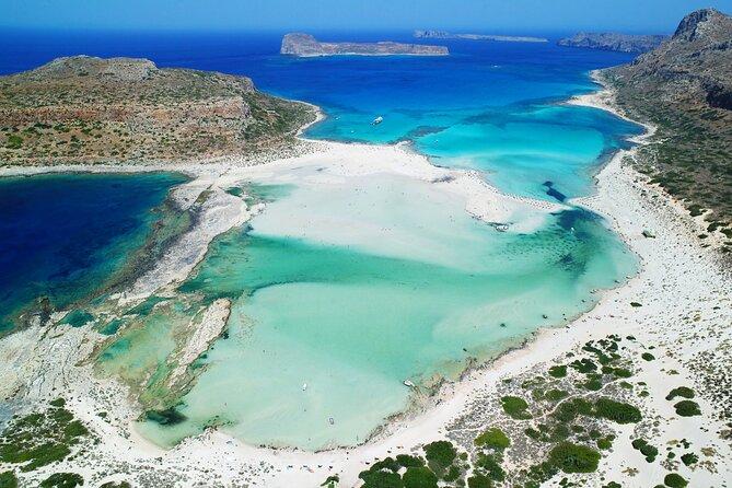 Full-Day Balos Lagoon and Gramvousa Island Cruise Tour from Kissamos