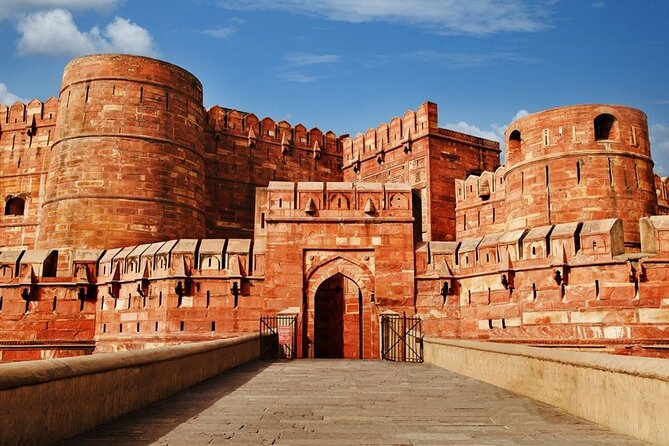 Skip The Line Agra Composite 5 Attraction Admission with Private Transportation