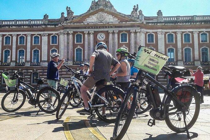 Tour en bicicleta por Toulouse E